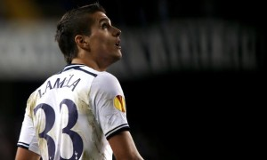 Erik Lamela Tottenham Hotspur