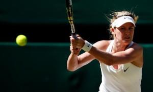 Eugenie Bouchard v Petra Kvitova Wimbledon womens final