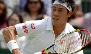 Kei Nishikori atp tennis