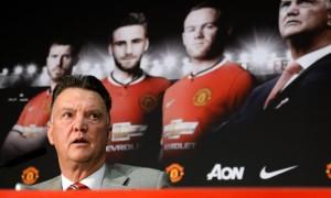 Louis Van Gaal New Man United manager