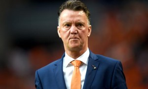 Louis van Gaal Manchester United boss