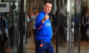 Louis van Gaal new Manchester United manager