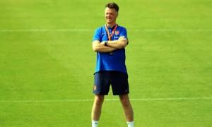 Man United new manager Louis van Gaal