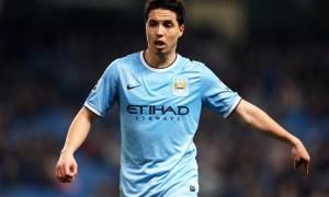Manchester City Samir Nasri