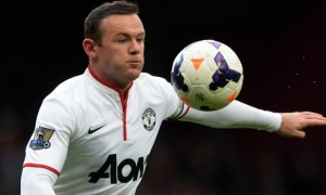 Wayne Rooney Manchester United Striker