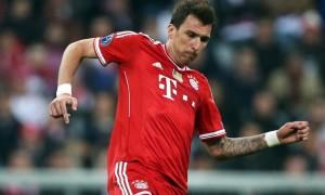 Mario Mandzukic Bayern Munich Striker