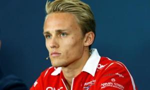 Max Chilton Marussia