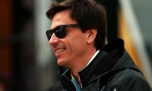 Mercedes chief Toto Wolff