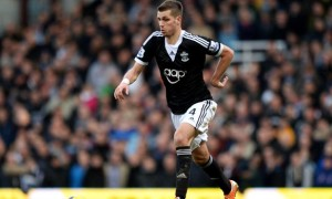 Morgan Schneiderlin Southampton midfielder
