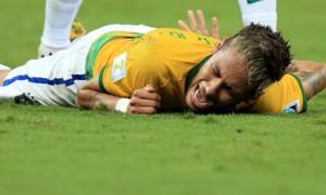 Neymar Brazil Striker