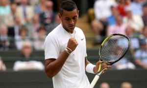 Nick Kyrgios Wimbledon Championships