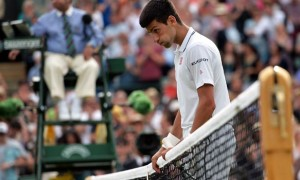 Novak Djokovic v Grigor Dimitrov Wimbledon Championships