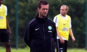 Ronny Deila Celtic Boss