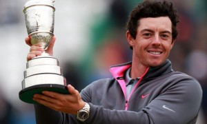 Rory McIlroy wins the 2014 Open Championship