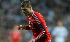 Toni Kroos Bayern Munich Midfielder