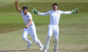 Alastair Cook England Investec Test Series