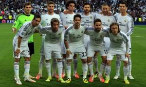Angel Di Maria and Sami Khedira Real Madrid