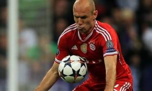 Arjen Robben Bayern Munich star
