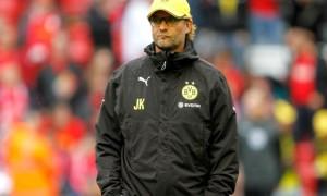 Jurgen Klopp Borussia Dortmund manager