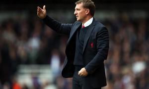 Brendan Rodgers Liverpool Boss