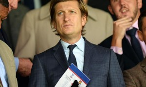Steve Parish Crystal Palace chairman