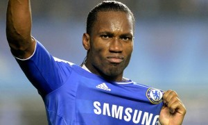 Didier Drogba Chelsea Premier League