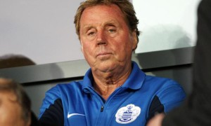 Harry Redknapp QPR manager
