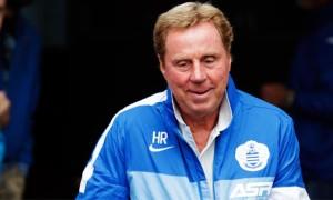 Harry Redknapp Queens Park Rangers