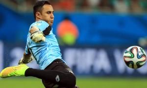 Keylor Navas Costa Rica goalkeeper