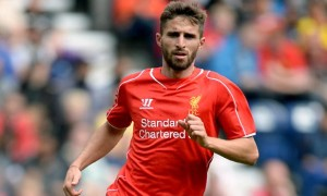 Fabio Borini Liverpool striker