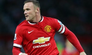 Man United Wayne Rooney