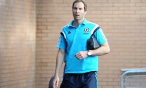 Petr Cech Chelsea back-up Goalkeeper