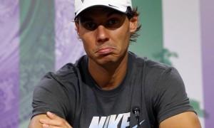 Rafael Nadal Defending champion