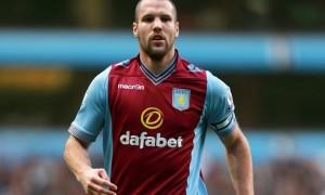 Ron Vlaar Aston Villa Captain