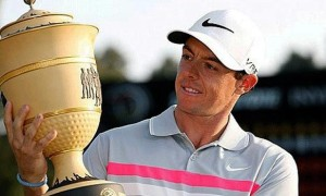 Rory McIlroy WGC Bridgestone Invitational Winner