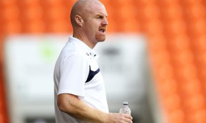 Sean Dyche Burnley manager