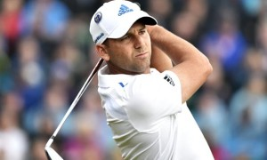 Sergio Garcia Golf