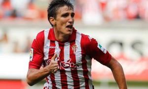 Stefan Scepovic Sporting Gijon