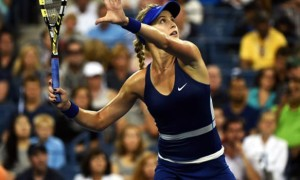 Eugenie Bouchard Wuhan Open WTA