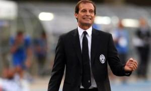 Massimiliano Allegri Juventus boss
