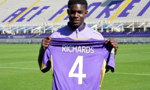 Micah Richards Fiorentina