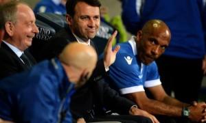 Dougie Freedman Bolton Wanderers manager