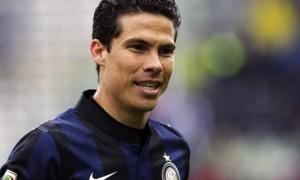 Hernanes Inter Milan midfielder