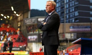 Kenny Jackett Wolverhampton Wanderers manager