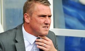 Lee Clark Blackpool new boss