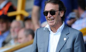 Leeds United owner Massimo Cellino