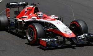 Marussia Jules Bianchi F1