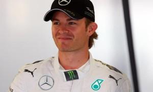 Nico Rosberg F1 Mercedes Driver