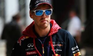 Sebastian Vettel Red Bull F1 US Grand Prix