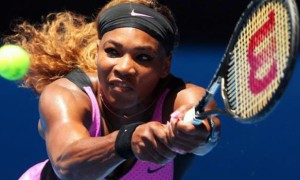 Serena Williams v Silvia Soler-Espinosa